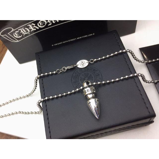 ⭐️限定価格⭐️Chrome Heartsクロムハーツ ネックレス メンズのアクセサリー(ネックレス)の商品写真