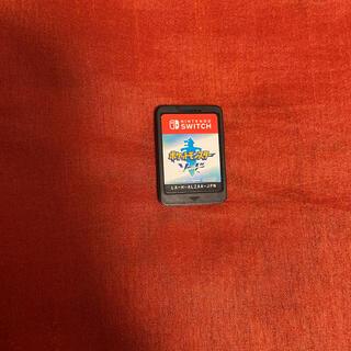 Nintendo Switch - ポケットモンスター ソード ポケモン Switch スイッチ ソフト カセット