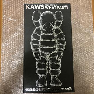 メディコムトイ(MEDICOM TOY)のKaws What Party? Black(その他)