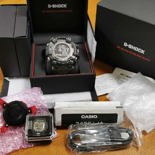 G-SHOCK - G-SHOCK GPR-B1000-1JR  RANGEMAN レンジマン