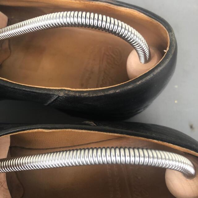 Paraboot(パラブーツ)のsaku様専用 Paraboot ミカエル ポニー ブラック 41 メンズの靴/シューズ(ドレス/ビジネス)の商品写真