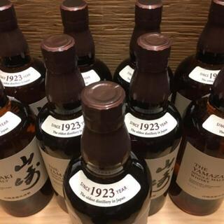 サントリー(サントリー)の山崎9本(ウイスキー)