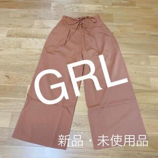 グレイル(GRL)のGRL グレイル ワイドパンツ(カジュアルパンツ)