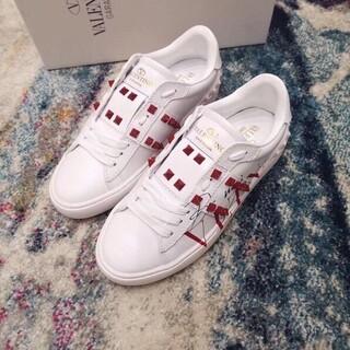 新品 バレンチノ スニーカー Valentino 靴 #b JP26cm