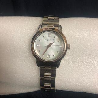 agnes b. - agnes b(アニエスベー) 腕時計 レディース