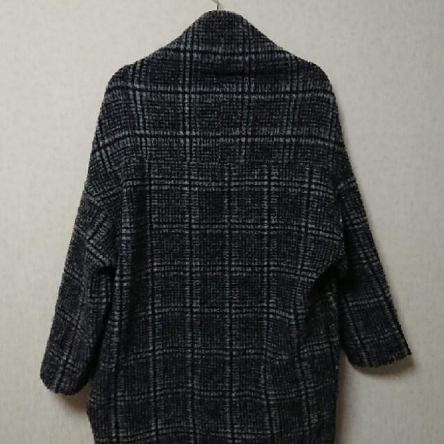 Adam et Rope'(アダムエロぺ)の☆アダムエロペ イタリアン エアリー チェックガウン☆ レディースのジャケット/アウター(ガウンコート)の商品写真
