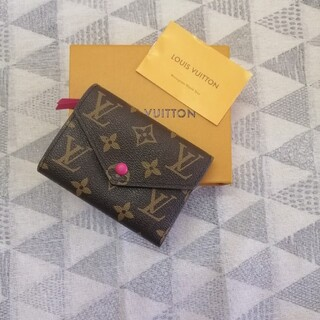 LOUIS VUITTON - ☪【送料0、即購入OK】✩限定セール✩ルイヴィトン☾財布&コイン入れ✉