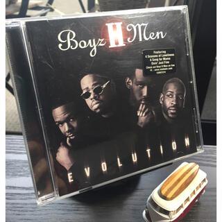 BOYZ Ⅱ MEN  EVOLUTION (CD) ボーイズ Ⅱ メン(R&B/ソウル)