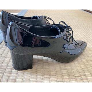 ランダ(RANDA)のRANDA  レースアップシューズ ローファー(ローファー/革靴)