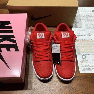 27cm Girls Don't Cry NIKE SB DUNK LOW(スニーカー)