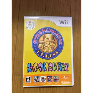 Wii - スーパーマリオコレクション wii ソフト