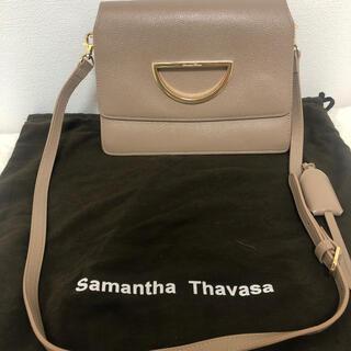 サマンサタバサ(Samantha Thavasa)のサマサンサタバサ バイオレットD ショルダーバッグ(ショルダーバッグ)