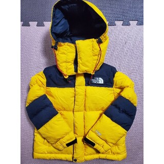 THE NORTH FACE - イエロー 希少ダウン