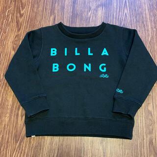 ビラボン(billabong)のBILLABONG キッズ トレーナー(Tシャツ/カットソー)
