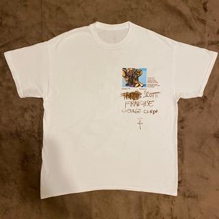 travis scott franchise merch tee sizeXL(Tシャツ/カットソー(半袖/袖なし))