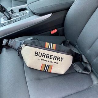 [Burberry バーバリ] ウエストバッグ