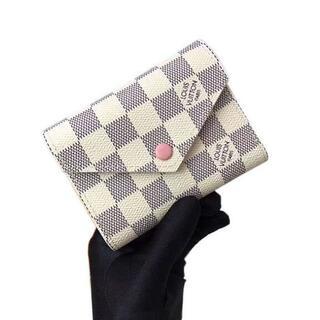 LOUIS VUITTON - 人気美品、送料込☆Louis Vuitton☆二つ折り財布