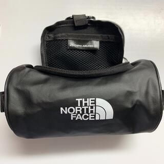 ザノースフェイス(THE NORTH FACE)のノースフェイス チャイナエアライン アメニティ ポーチ ビジネスクラス 黒(ポーチ)