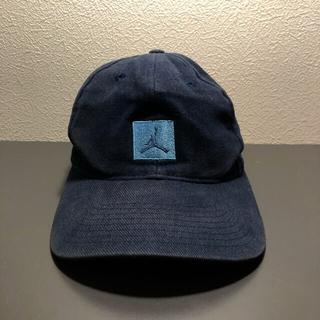 ナイキ(NIKE)の'80s〜'90s 希少 白タグ NIKE AIR JORDAN cap(キャップ)
