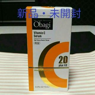 Obagi - 【新品・未開封】オバジ C20 セラム 15ml入り・箱付き