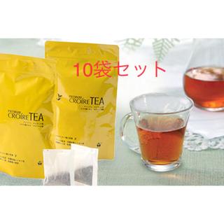 クロワール茶25 包×10袋セット(健康茶)