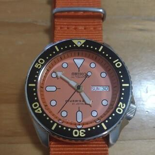 セイコー(SEIKO)のセイコー SEIKO ダイバー オレンジボーイ skx011(腕時計(アナログ))