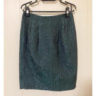 モスキーノ(MOSCHINO)のスカート(ひざ丈スカート)