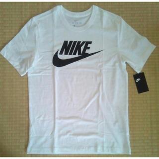 ナイキ(NIKE)の新品未使用 ナイキ Tシャツ ホワイト サイズM(Tシャツ/カットソー(半袖/袖なし))