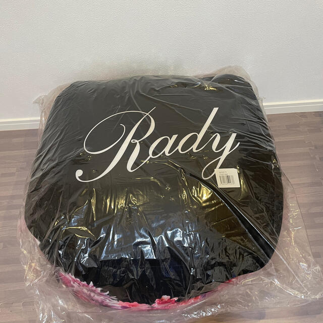 Rady(レディー)のRady ノベルティ クッション リゾフラ エンタメ/ホビーのコレクション(ノベルティグッズ)の商品写真