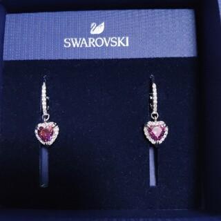 SWAROVSKI - 最終値下げ 新品 未使用 SWAROVSKI スワロフスキー ピアス