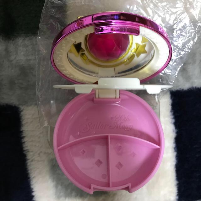 セーラームーン(セーラームーン)のセーラームーン🌙クリスタルミラーケース エンタメ/ホビーのおもちゃ/ぬいぐるみ(キャラクターグッズ)の商品写真