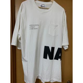 AAA - Naptime Tシャツ ホワイト