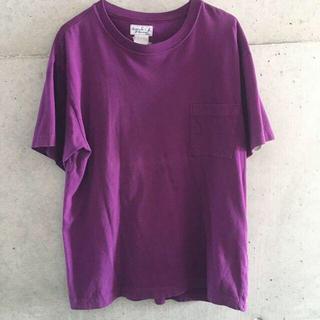 アニエスベー(agnes b.)の【メンズL】アニエスベー オム ポケット agnes b. HOMME Tシャツ(Tシャツ/カットソー(半袖/袖なし))