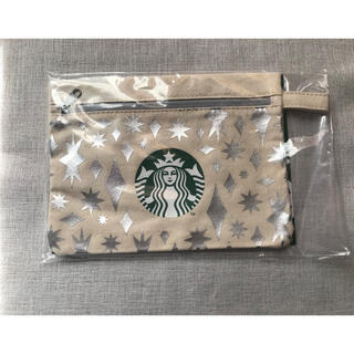 Starbucks Coffee - スターバックス  キャンバスポーチ