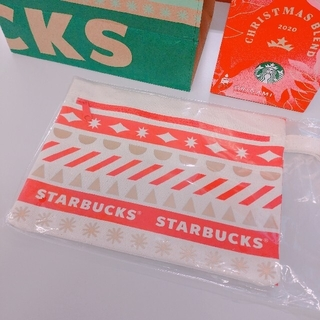 Starbucks Coffee - 新品♡スタバのポーチ♡
