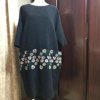 mina perhonen - 【新品】ミナペルホネン  ドレス