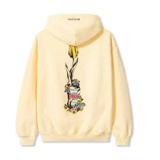 Supreme - Verdy x Minions x Wasted Youth Hoodie L