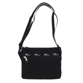 W)taps - WTAPS 19ss SLING BAG BLACK サコッシュ