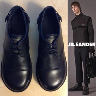 Maison Martin Margiela - 新品■44■17aw JIL SANDER■レザーシューズ■黒■革靴■9667