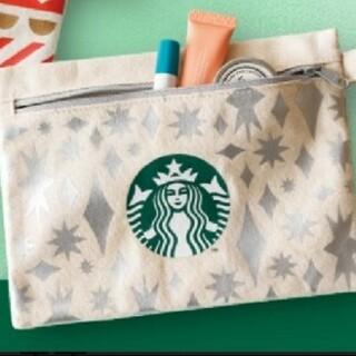 Starbucks Coffee - STARBUCKS スターバックスコーヒー スタバキャンパスポーチ 小物入れ