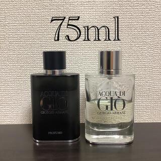 Giorgio Armani - ジョルジオ アルマーニ アクア ディ プールオム  75ml 香水 セット