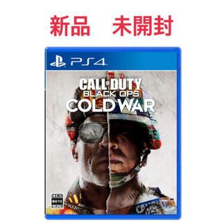 PlayStation4 - コールオブデューティ ブラックオプス コールドウォー PS4