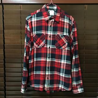 ヴィスヴィム(VISVIM)のビスビム visvim チェック ネルシャツ(シャツ)