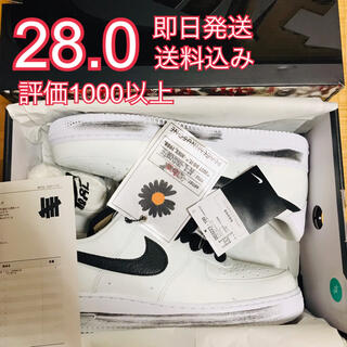 NIKE - 28.0 NIKE AIR FORCE 1 PARANOISE