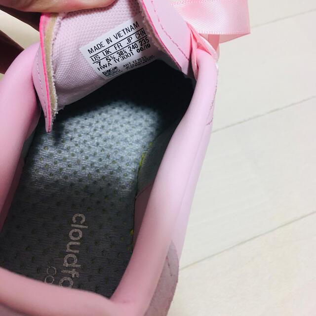 adidas(アディダス)のアディダス アドバンコート ナイキ スタンスミス ピンク レディースの靴/シューズ(スニーカー)の商品写真