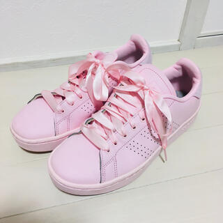 adidas - アディダス アドバンコート ナイキ スタンスミス ピンク