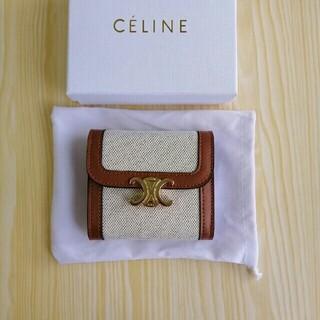 celine - 超可愛い!折り財布セリーヌ☆CELINE 即購入OK 人気品早い者勝ち