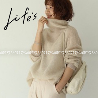 TODAYFUL - TODAYFUL【美品】Soft Mohair Turtle Knit