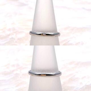 カルティエ(Cartier)の★Cartier★1895 ウェディングリング ペアリング 結婚指輪 PT950(リング(指輪))