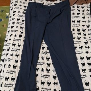 マンシングウェア(Munsingwear)のMunsingwear  チノパン ブルー w88(チノパン)